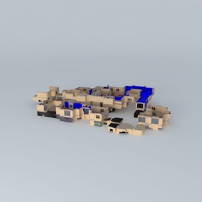 Street View Free 3d Model Max Obj 3ds Fbx Stl Dae