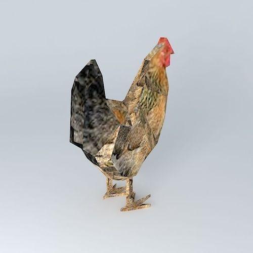 cock 3D Models