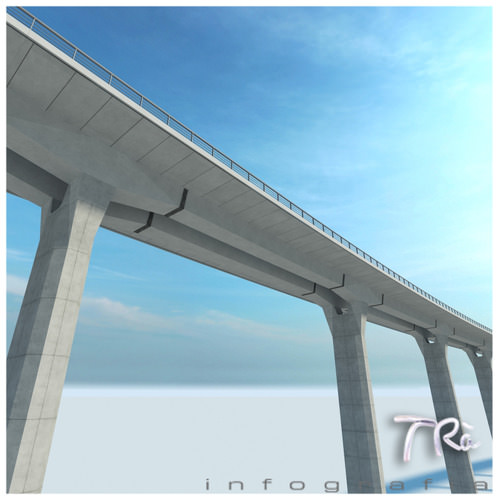 Pics Photos - 3d Models Highway Road Sections Bundle