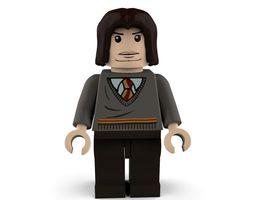Student Lego 3D model