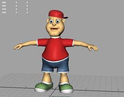 Wacky Arthur AAA 3D asset