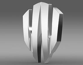 3D W Motors Lykan Hypersport logo