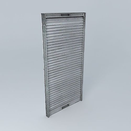 Metal Door Roller Shutter
