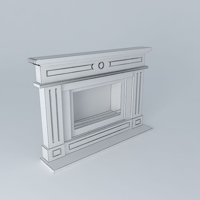 how to find fireplace model number