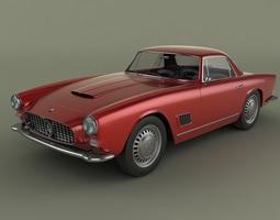 Maserati 3500 GT 3D Model