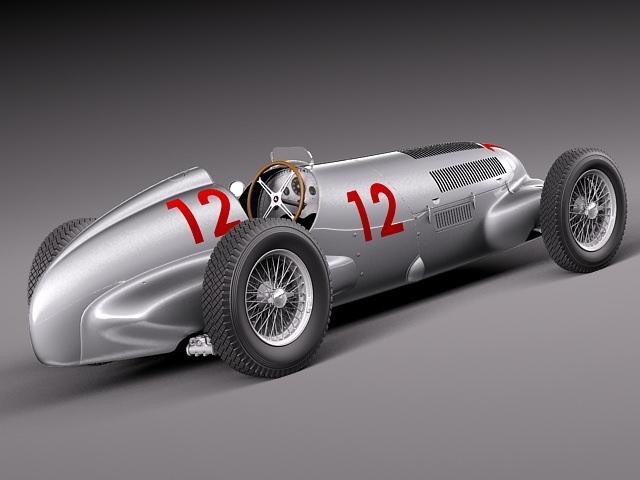 Images Of  Benz Grand Prix Racing Car