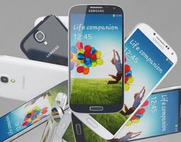 3D Samsung Galaxy S 4