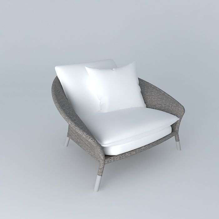 Janus et Cie Strada Lounge Chair