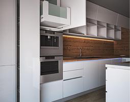 Kitchen Furniture KK 3D