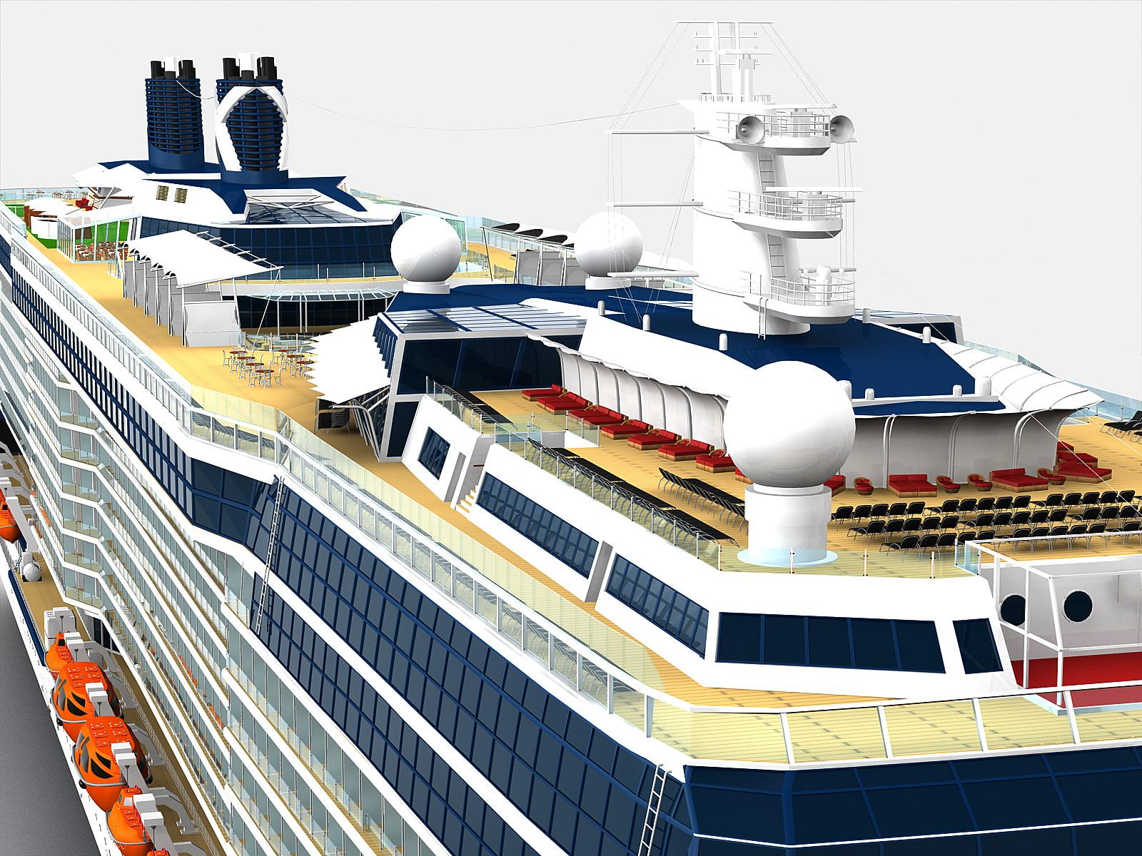 Celebrity Cruises News - Maritime Propulsion