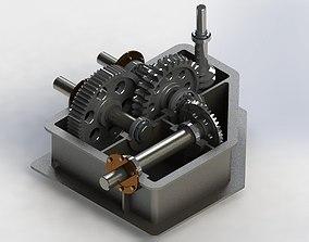 3D Gearbox