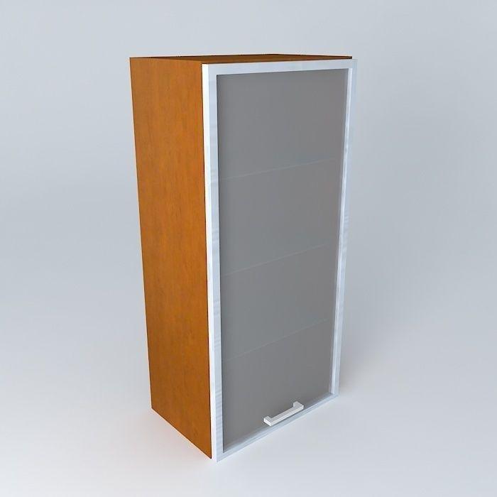 Kitchen Cabinet Models: Kitchen Cabinet 3D Model .max .obj .3ds .fbx .stl .dae
