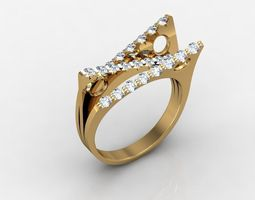 3D printable model jewelry MFS