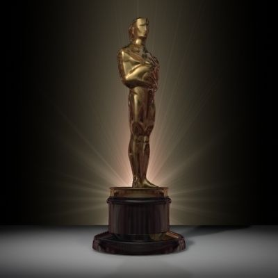 Percent Accurate Academy Award Oscar Statuette D Model Max Obj Ds Lwo Lw Lws Dxf