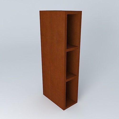 Kitchen Cabinet Models: Kitchen Shelf 3D Model