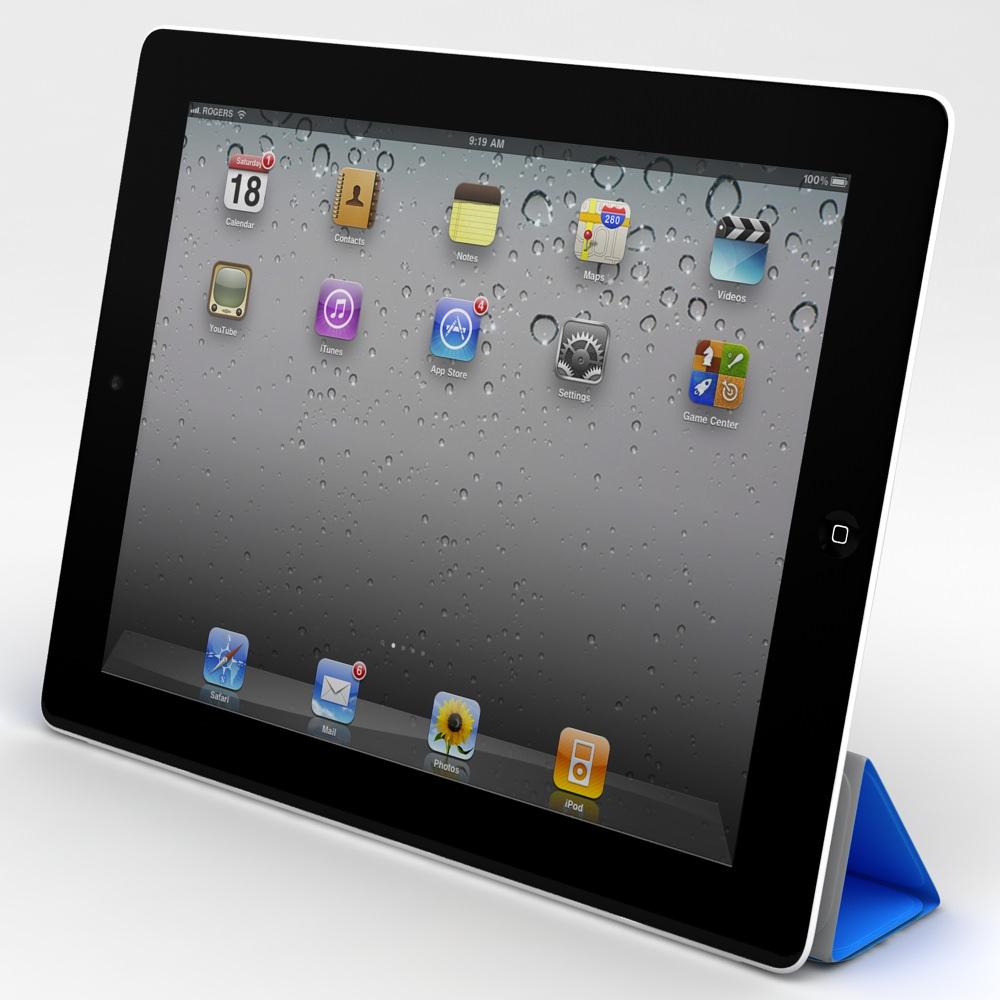 Apple Ipad 2 3g Smart Cover Electronics