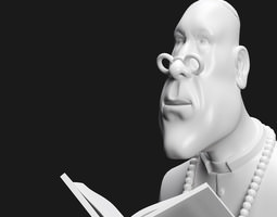 Christopher 3D Model