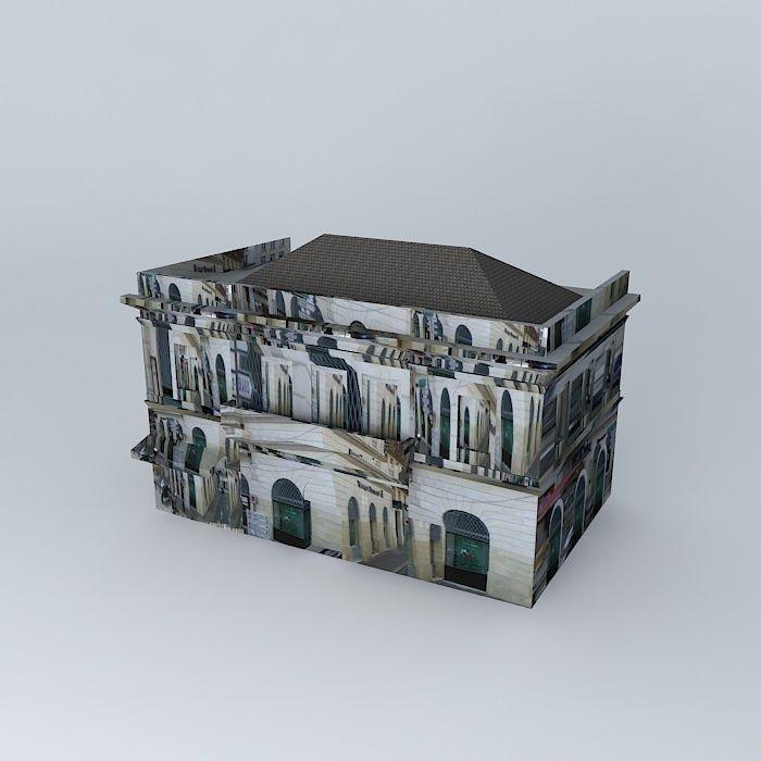 3d модель ваз: