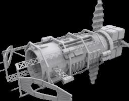 3D Blackstar - Mining Syndicate
