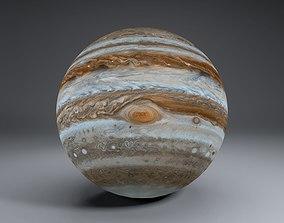 Jupiter 4k 3D model