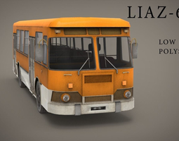 3D model liaz 677
