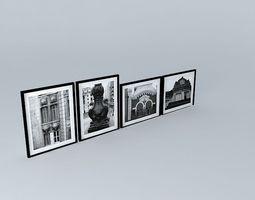 photos pictures photographs paintings 3D