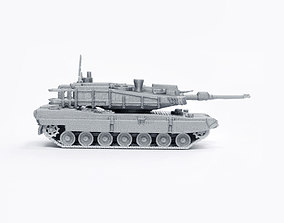 K2 Black Panther Tank Model Kit