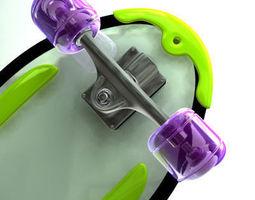 3D Skateboard game