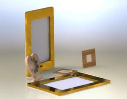 3D Frame collection asm