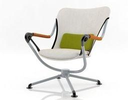 3D model Office Chair office