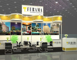 FURAMA at Discovery 2012 3D Model