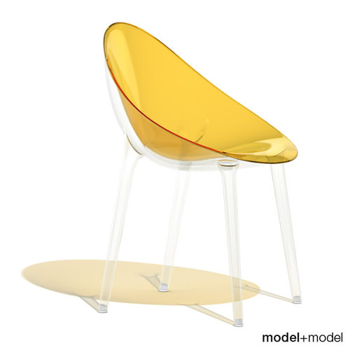 Kartell Mr Impossible chair3D model