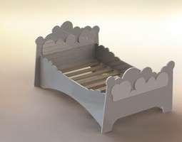 3D Cloud bed