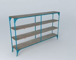 BROOKLIN console houses the world 3D model