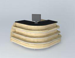 Kit503 Commercial Cash by Alex Marques 3D model