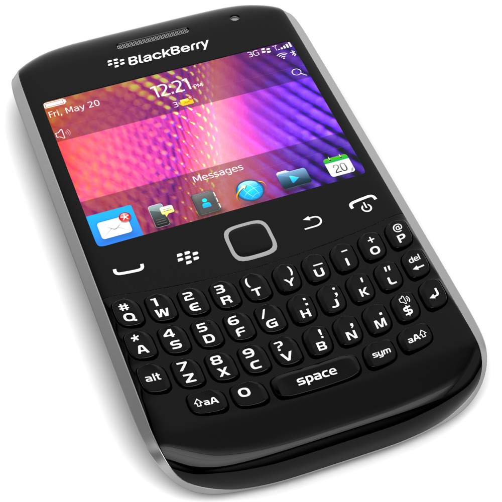 Blackberry Collection Electronics Phones Small