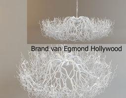 3D model Brand van Egmond Hollywood