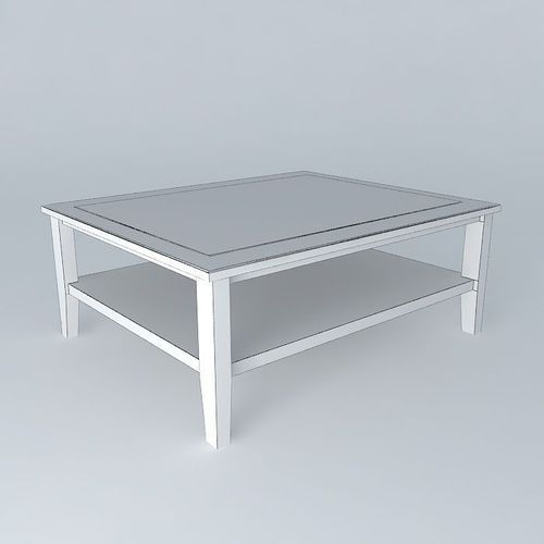 Coffee Table Gustavia Ivory Houses Of The 3d Model Max Obj 3ds Fbx Stl Dae