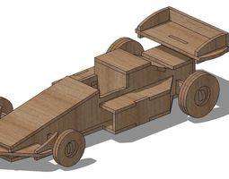 hobby formula 1 3D model