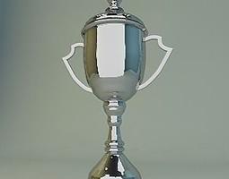 3D model Championship Cup