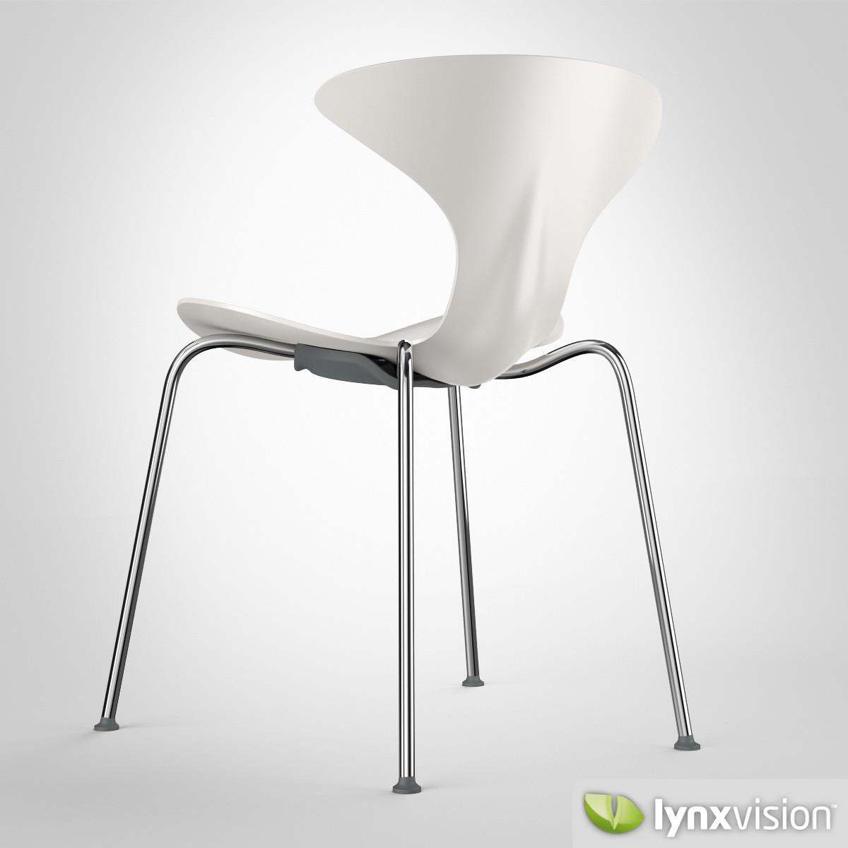 Orbit Chair by Ross Lovegrove 3D Model x obj fbx