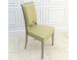 Elegant Dining Lam Lee Chair 3D