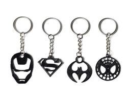 superhero keychains 3d print model