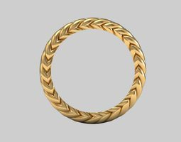 Handmad Ring 3D Model
