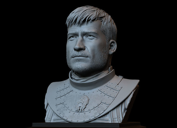 Jaime Lannister from Game of Thrones  bust  200mm
