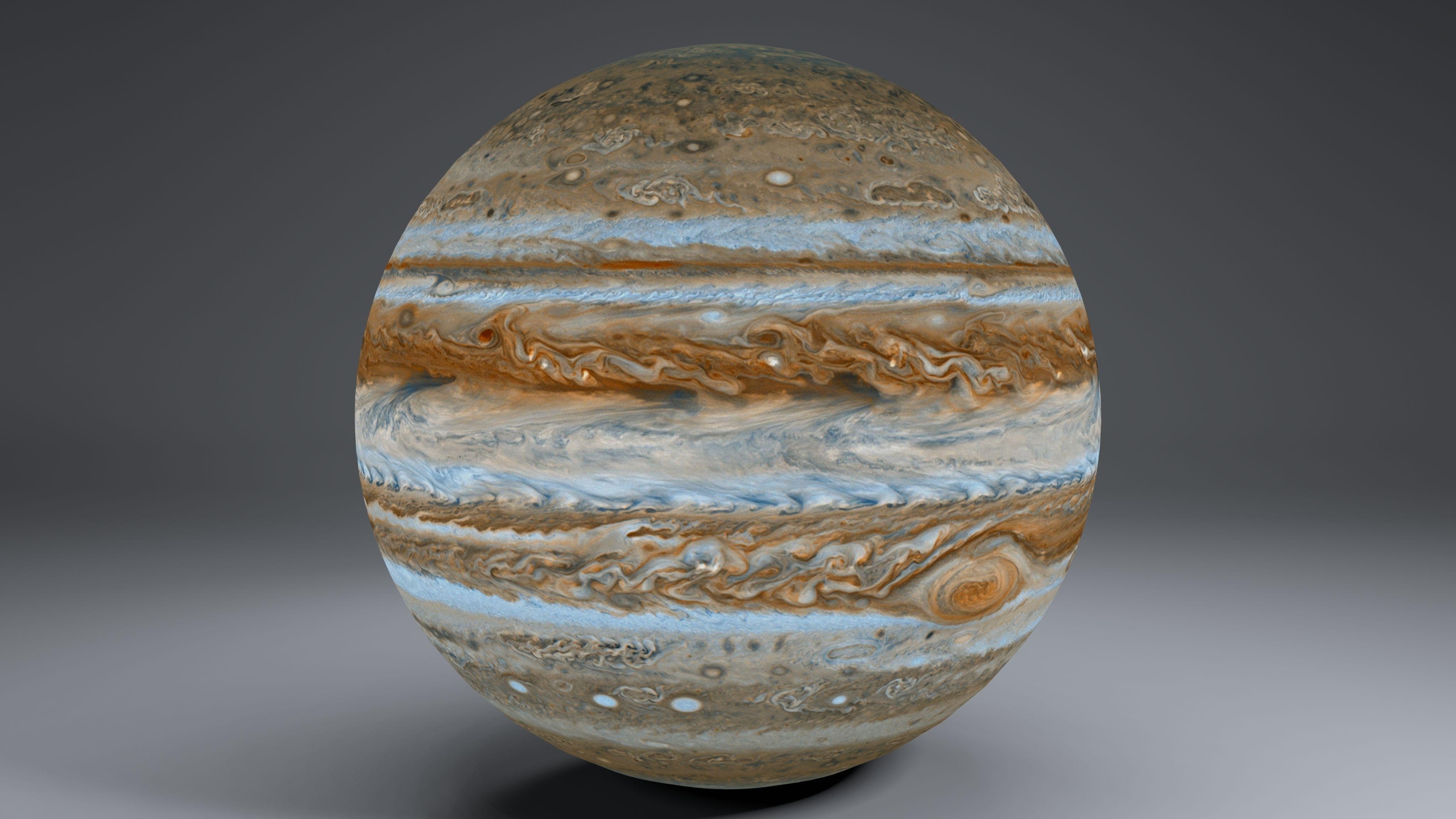 planet jupiter sytrofoam model - photo #25