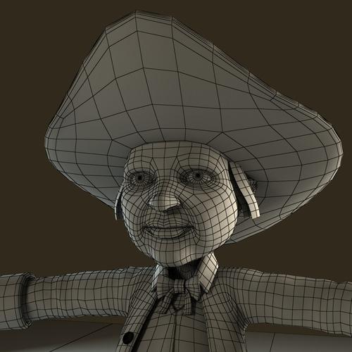 Ilaay3D model