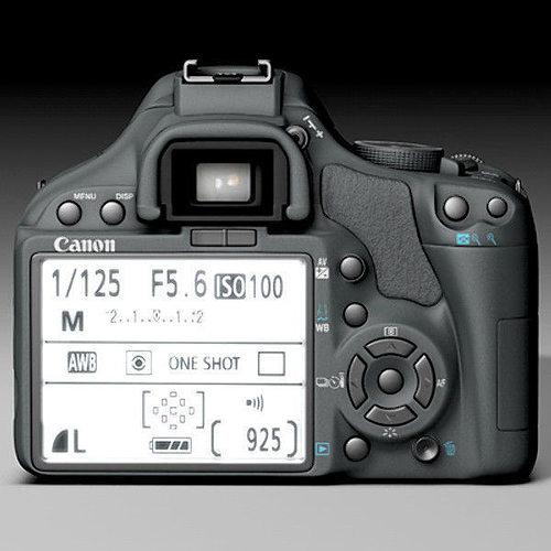canon 450d 3d model obj 3ds fbx c4d 1