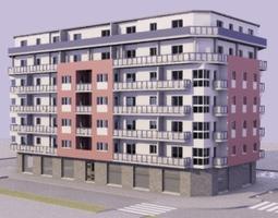 3d building 1