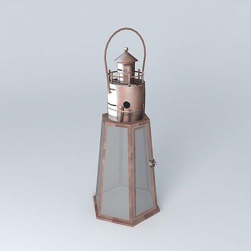 lighthouse lantern houses the world 3d model max obj 3ds fbx stl dae 1